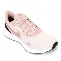 Imagem - Tênis Nike Feminino Revolution 5 Rosa e Branco - 331001774