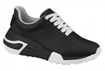 Imagem - Tênis Feminino Vizzano Pelica Preto Sneaker 1355100 - 331002438