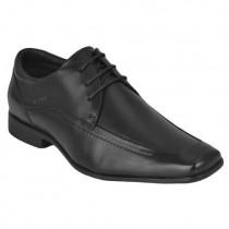 Imagem - Sapato Masculino Ferracini Jop Couro Preto 4932-585g - 331001812