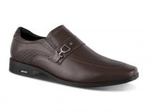 Imagem - Sapato Masculino Ferracini Couro Marrom 3835-608h - 331001889