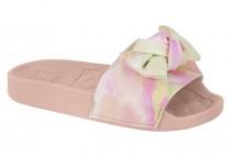 Imagem - Slide Infantil Feminino Molekinha Tecido Tie Dye 2311103 - 331002305