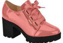 ffe29f26f Imagem - Sapato Oxford Feminino Ankle Boot Rose Vizzano 1294101 - 197747