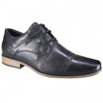 Imagem - Sapato Masculino Ferracini Couro Bico Redondo 6065-575g - 331000736