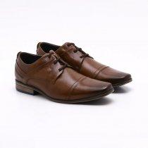 Imagem - Sapato Masculino Ferracini Couro Bico Redondo 6065-575I - 331000735