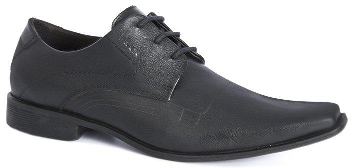 76116f696c Sapato Masculino Couro Ferracini 5070-223G 5070-223G - Preto ...