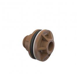 Imagem - Adaptador Soldável Com Anel Para Caixa D'água 60 mm Ref 22002503 - Tigre cód: 94