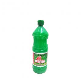 Imagem - Agua Sanitaria Cloro Ativo Alvejante Desinfetante de Uso Geral 1l - Dragao cód: 113117