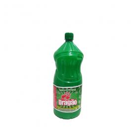 Imagem - Agua Sanitaria Cloro Ativo Alvejante Desinfetante de Uso Geral 2l - Dragao cód: 122911