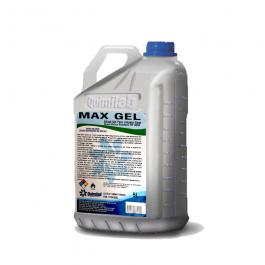 Imagem - Alcool Max Gel 70% 5l - Quimilab cód: 128482