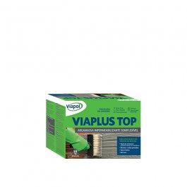 Imagem - Argamassa Impermeabilizante Semiflexível Viaplus Top 18kg Ref V0210603 - Viapol cód: 124453