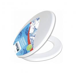 Imagem - Assento Sanitario Almofadado Universal Branco - Duda cód: 114052