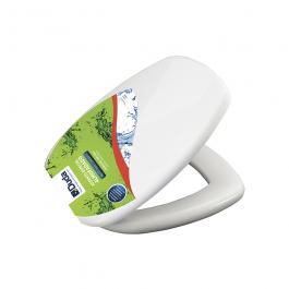 Imagem - Assento Sanitario Especial Retangular Thema Pead Branco - Duda cód: 114048