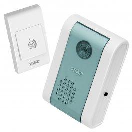 Imagem - Campainha Polifônica Wireless Com Controle Remoto 220v Ref 3297 - Fame cód: 112815