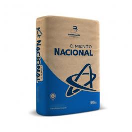 Imagem - Cimento Cpii 50kg - Nacional cód: 112967