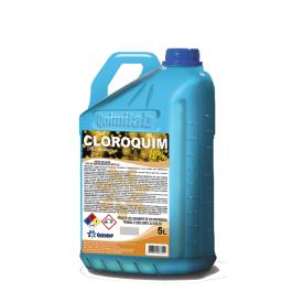 Imagem - Cloro 10% Cloroquim 5l - Quimilab cód: 127143