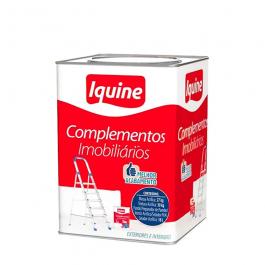 Imagem - Complementos Imobiliarios Textura Acrilica Branco Neve 30kg - Iquine cód: 7292