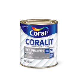 Imagem - Fundo Galvanizado Branco Fosco Premium 900ml - Coralit Coral cód: 3743
