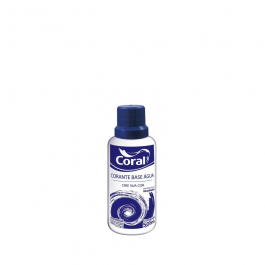 Imagem - Corante Azul Base Agua 50ml - Coral cód: 2283