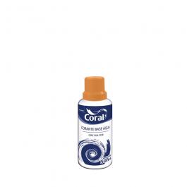 Imagem - Corante Ocre Base Agua 50ml - Coral cód: 2286