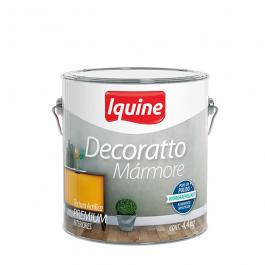 Imagem - Textura Decoratto Marmore Cimento Queimado 4,4kg - Iquine cód: 117900