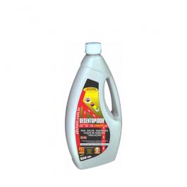 Imagem - Desentupidor Liquido Desincrustante Alcalino 950ml - Allchem Quimica cód: 115739