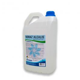 Imagem - Detergente Voraz Alcalis Para Maquina de Lavar Louça 5l - Quimilab cód: 124722