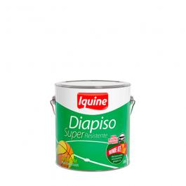 Imagem - Tinta Acrílica Cinza Escuro Fosco Premium 3,6l - Diapiso Iquine cód: 2659