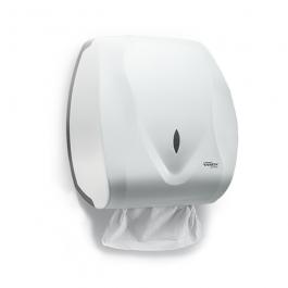 Imagem - Dispenser Toalheiro Papel Toalha Velox Branco C19533 - Premisse cód: 124710