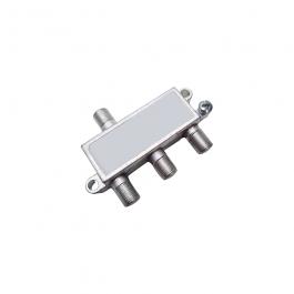 Imagem - Divisor de Antena Digital 1:3 5.1000 Mhz 1 Unidade Ref 002253- Interneed cód: 3064