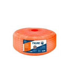 Imagem - Eletroduto Flexível Corrugado Reforçado Tigreflex 32 mm x 1 m Ref 14211322 - Tigre cód: 4887