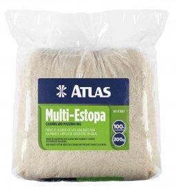 Imagem - Estopa Multi-estopa 200g Ref At380 - Atlas cód: 113576