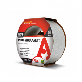 Imagem - Fita Antiderrapante Transparente 50mmx5m Ref 865/s - Adere cód: 126561