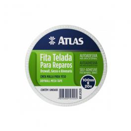 Imagem - Fita Telada Para Reparos 100mmx20m Ref At2920 - Atlas cód: 121708