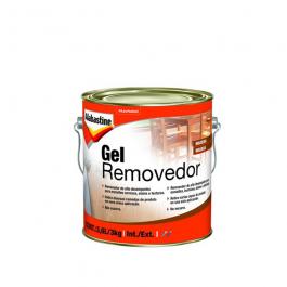 Imagem - Gel Removedor 3kg / 3,6l - Alabastine cód: 127381