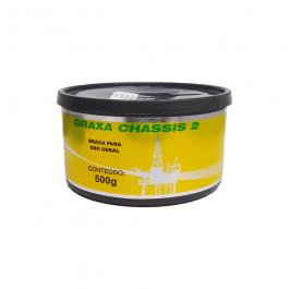 Imagem - Graxa Chassis 2 500g - Lubri Motors cód: 125422