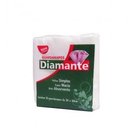 Imagem - Guardanapo 30x30 C/50 Folhas Diamante - Brasileiro cód: 127105