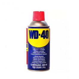 Imagem - Lubrificante Wd-40 Spray 300ml cód: 109472