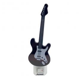 Imagem - Luminária de Luz Noturna Led Guitarra Am3000k 1w Bivolt Ref 151070574 - Avant cód: 129798