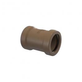 Imagem - Luva de Correr Para Tubo Soldavel Agua Fria 40mm - Tigre cód: 8504