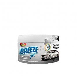 Imagem - Odorizador Breeze Gel Carro Novo 60g - Proauto cód: 113161