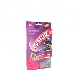 Imagem - Pano em Microfibra Esponja Esfrelux 17x23cm Ref 419 - Santa Maria cód: 121765