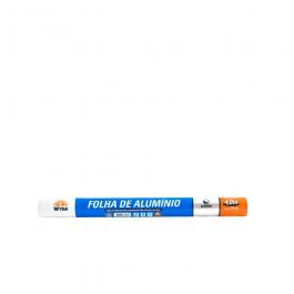 Imagem - Papel Alumínio 4,0m x 45cm - Wyda cód: 127427
