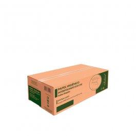 Imagem - Papel Higiênico Interfolhado Folha Simples 10000 Folhas Extra Luxo - Indaial cód: 126976
