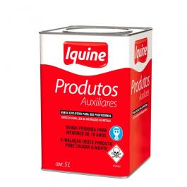 Imagem - Produtos Auxiliares Thinner 1010 5l - Iquine cód: 7328