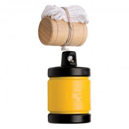 Imagem - Prumo 500g em Aço Com Revestimento Externo em Plástico e Cordão de Nylon Ref 43180501 - Tramontina cód: 128605