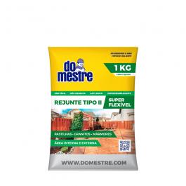 Imagem - Rejunte Super Flexivel 1kg Bege - do Mestre cód: 119300