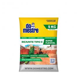 Imagem - Rejunte Super Flexivel 5kg Bege - do Mestre cód: 119303