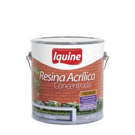 Imagem - Resina Acrilica Concentrada 3,6l - Iquine cód: 113797