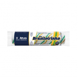 Imagem - Rolo Brasileirinho lã Sintética 23cm Ref At2014 - Atlas cód: 124254