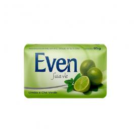Imagem - Sabonete Suave Limão e Chá Verde 85g - Even cód: 124894